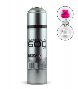 SUPER METAL 600ml