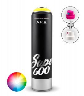 SUPER 600ml (Wähle Farben)