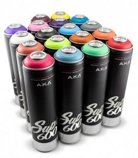 SUPER PACK 600ml x18 (Alle Farben)