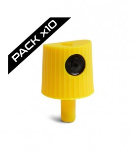 PACK x10 LEGO Fat Cap