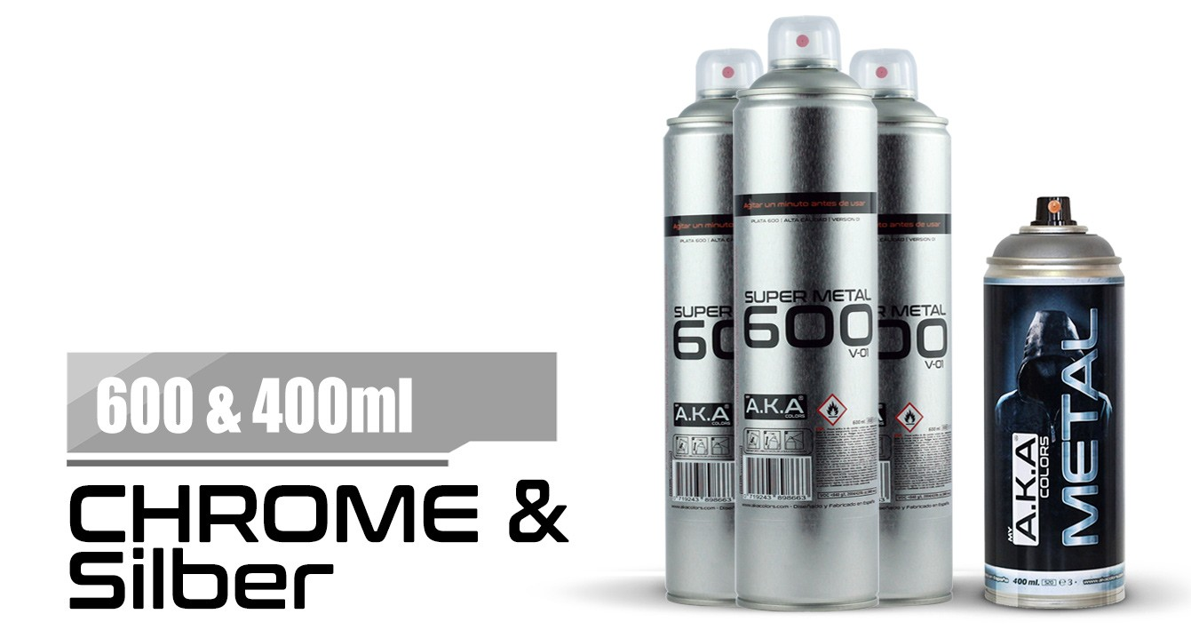 METAL 400 & 600ml