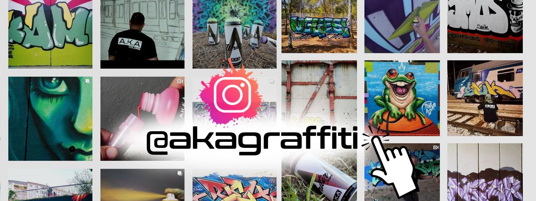 INSTAGRAM @akagraffiti